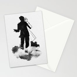 Peaceful dance. Stationery Cards