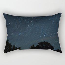 Stars in the night Rectangular Pillow