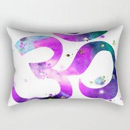 Om, Aum wall decor Rectangular Pillow