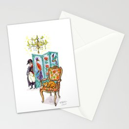 History Stationery Cards