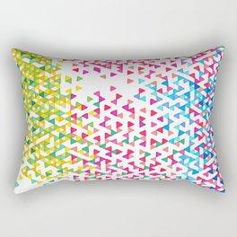 Hollywood Funfetti Sunset Rectangular Pillow