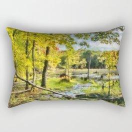 Wetlands Rectangular Pillow