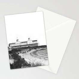 1881 Larkin House Hotel - Watch Hill, Rhode Island, Lighthouse Point Stationery Cards