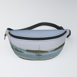 low tide on Quadra Fanny Pack