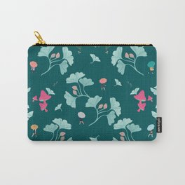 Ginkgo Midori Carry-All Pouch