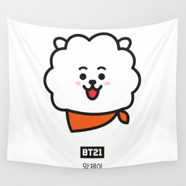 RJ by Ania Mardrosyan Wall Tapestry