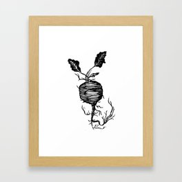 Beets by Cay Framed Art Print