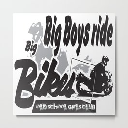 bigboys Metal Print