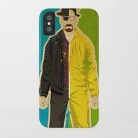 heisenberg iPhone & iPod Cases featuring Heisenberg by Danny Haas
