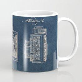 Cazin Camera patent art Coffee Mug