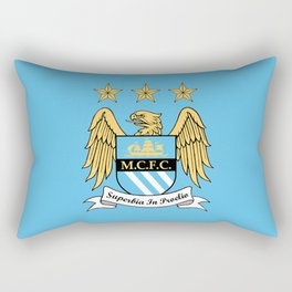 MANCHESTER CITY Rectangular Pillow