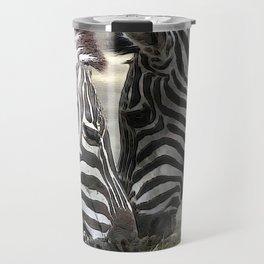 CArt Zebras Travel Mug