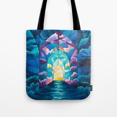 Chambers: To Know & Be Known Tote Bag