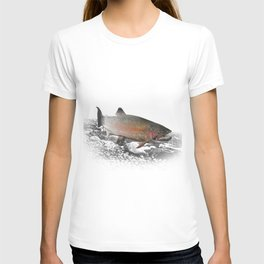 Migrating Steelhead Trout T-shirt