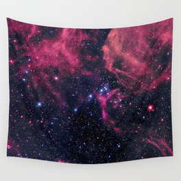 Supernova Remnant Wall Tapestry