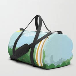 Gem of the Hills Duffle Bag