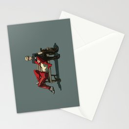 Lap Cat Stationery Cards