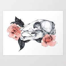 Life&Death Art Print