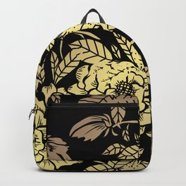 Golden Roses Backpack