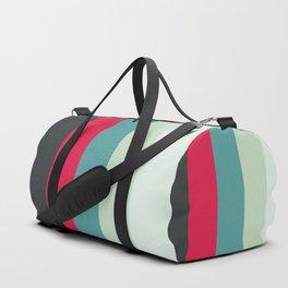 Soda Pop Stripes Duffle Bag