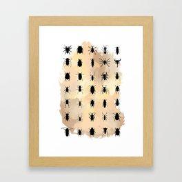 Ento Framed Art Print