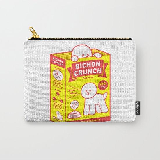 BICHON CRUNCH Carry-All Pouch