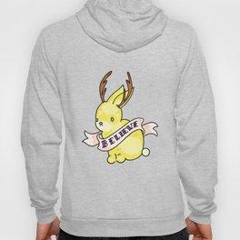 Jackalope Bunny Hoody