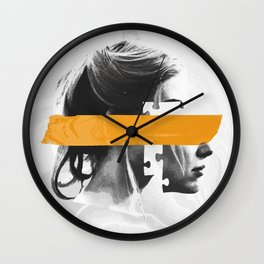 Gone Girl Wall Clock