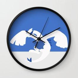 Legendary Lugia  Wall Clock