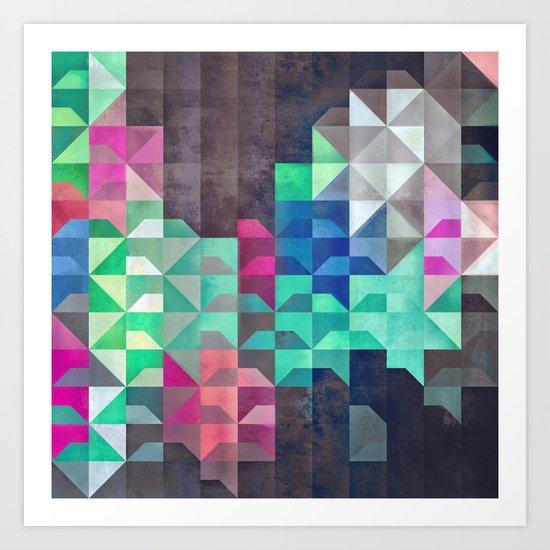 wytyrbyke Art Print