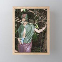 Hiding Game Framed Mini Art Print