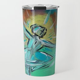 Adoration in Dance Travel Mug