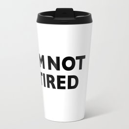 Quote Travel Mug