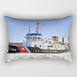 Biscayne Bay Ice Breaker Rectangular Pillow