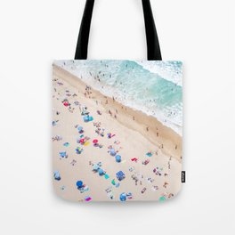 Colors of Manhattan Beach California Tote Bag