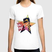 jjba T-shirts featuring jotaro by Kai L.