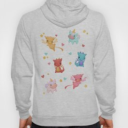Mythical Creatures Hoody