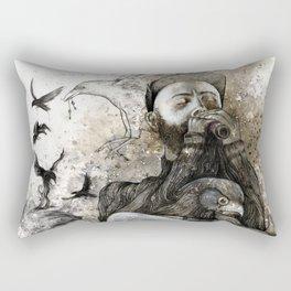 Woodkid Rectangular Pillow