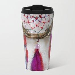Photo of handmade dreamcatcher Travel Mug