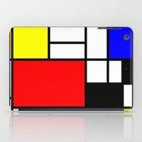 mondrian iPad Cases featuring Mondrian by Fine2art