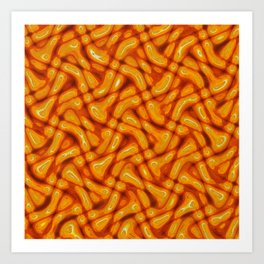 366 - Abstract Design Art Print