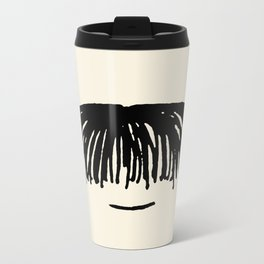 Dad Moustache Travel Mug