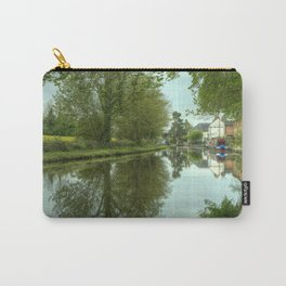 The Canal at Stoke Prior Carry-All Pouch