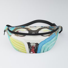 Time Bunny Voyage Fanny Pack