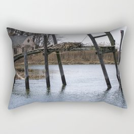 Dock Rectangular Pillow