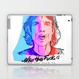 who is mick Laptop & iPad Skin