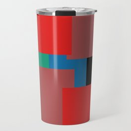 Colourblock by definition Travel Mug