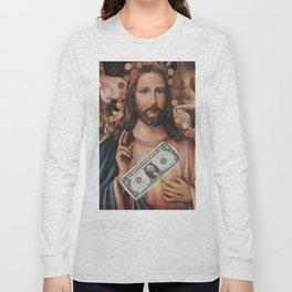 Jesus loves sex Long Sleeve T-shirt