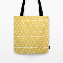 Golden Goddess Tote Bag