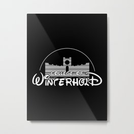COLLEGE OF WINTERHOLD Metal Print